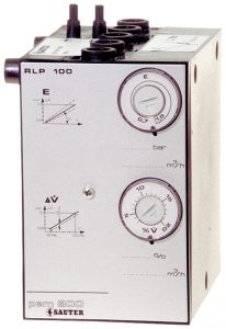 Pneumatic air-volume transducer